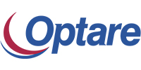 Logo for Optare, one of ViriCiti's customers.