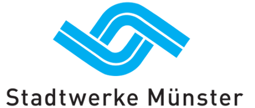Logo for Stadtwekre Münster, one of ViriCiti's customers.