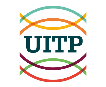 Logo for UITP, one of ViriCiti's Partners.