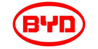 Logo for BYD, one of ViriCiti's customers.