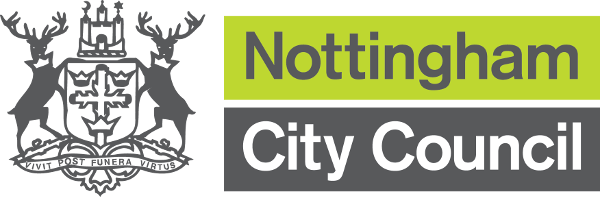 Logo for Nottingham City Council, one of ViriCiti's customers.